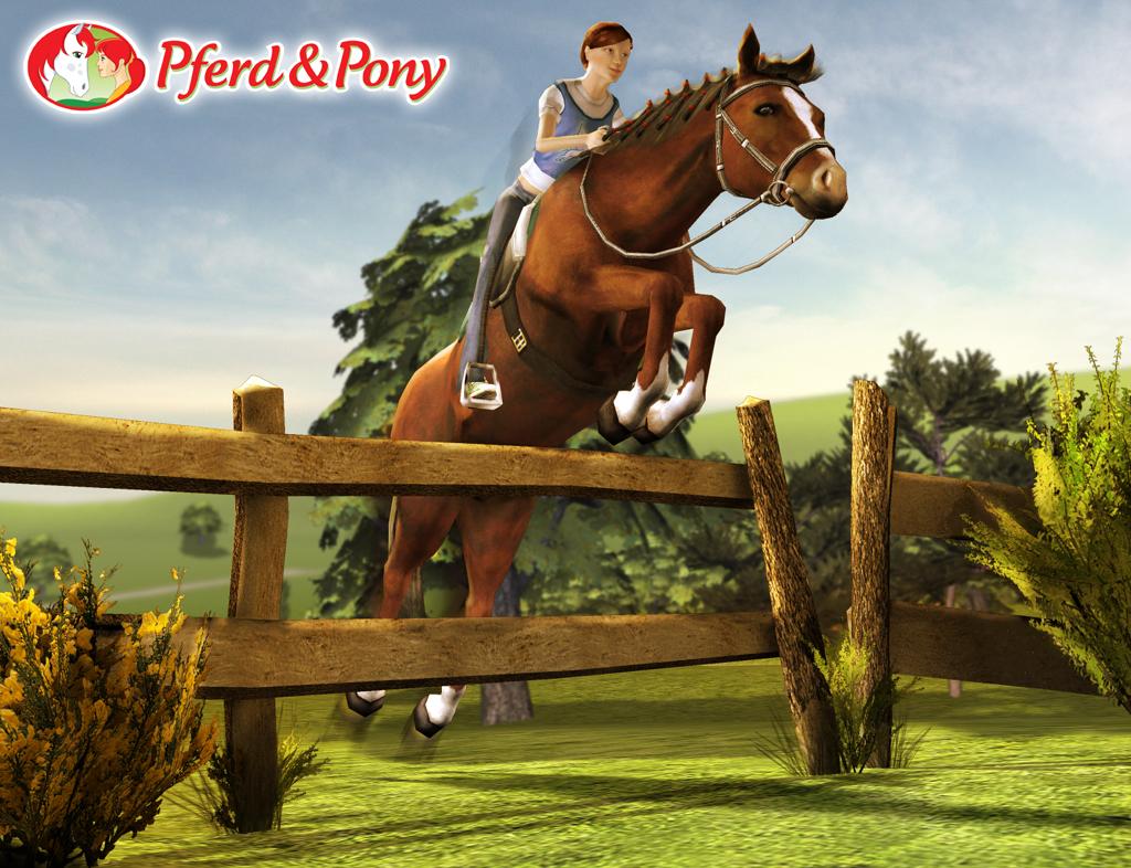 pferd und pony spiele